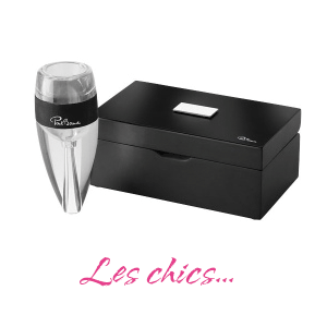 Objets publicitaires chics, bouteilles sérigraphiées, objets high tech, personnalisez et offrez du luxe