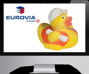 Eurovia, concepteur de routes